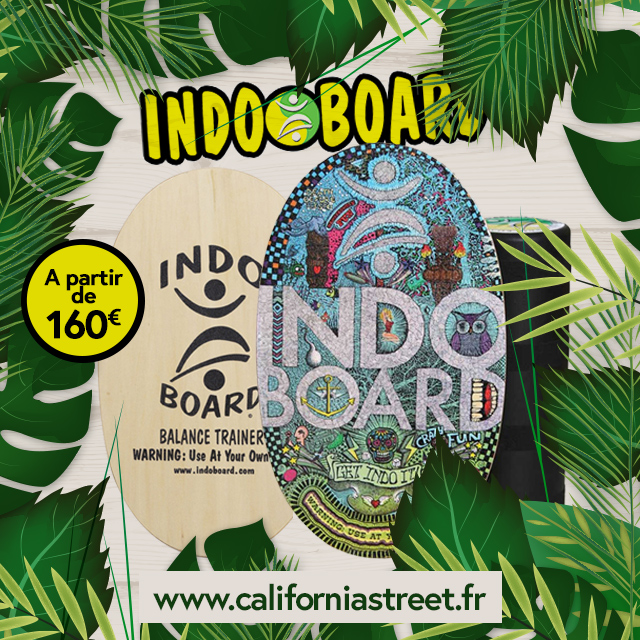 Planche Indoboard