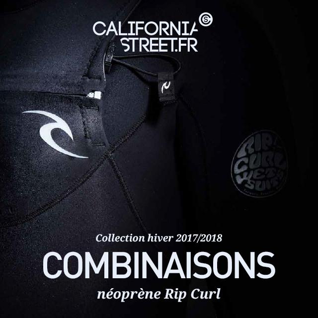 Combinaisons Rip Curl