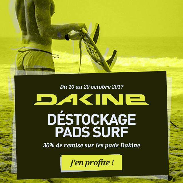 Pads surf Dakine