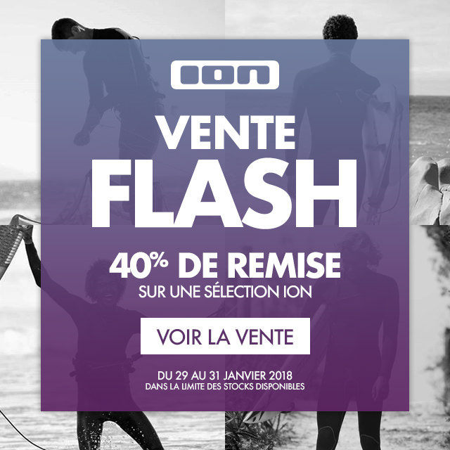 Vente flash promotions ION Wetsuit