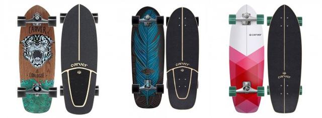Carver : acheter en ligne chez California Street Surfshop