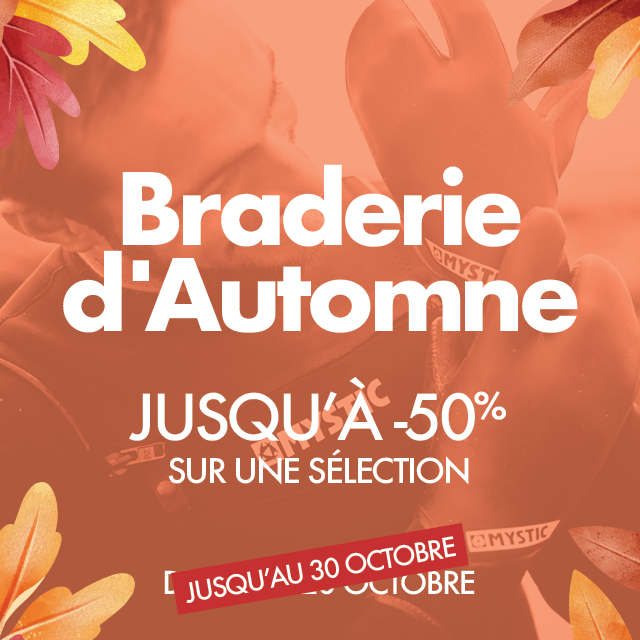 Promotions surf braderie