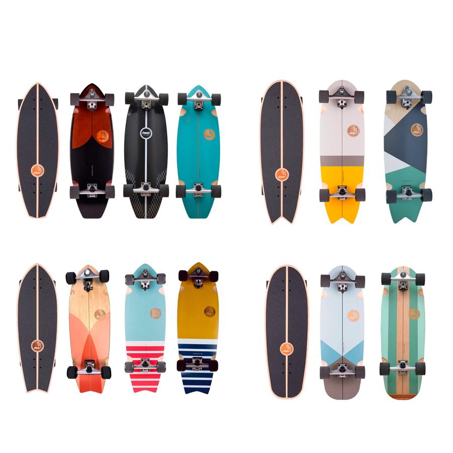 Gamme de Surf Skate Slide à Découvrir chez California Street.