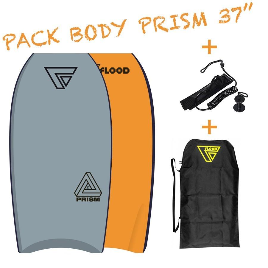 Pack Bodyboard Flood Prism 37''